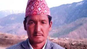 Jagadhish shahi ward chair man rape arop kalikot