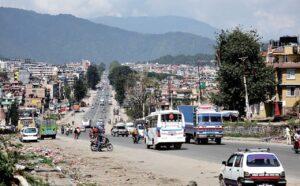 Kalanki Kathmandu Ring Road