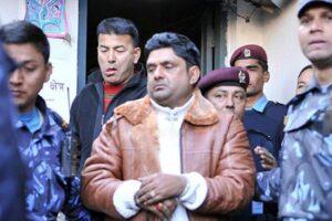 Ranjan Koirala Arrested