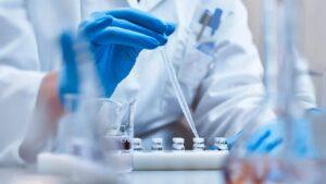 covid 19 test lab