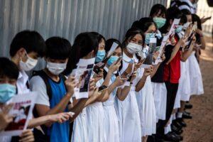 hong kong school shut down