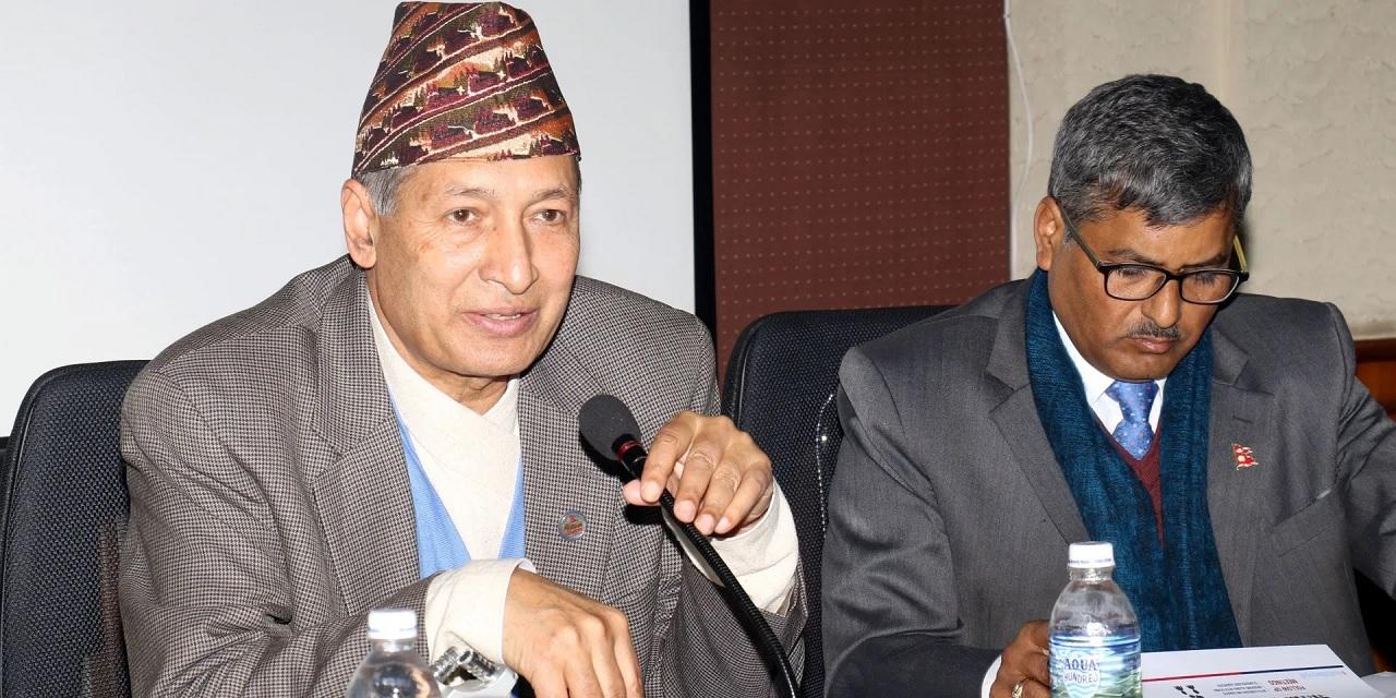 minister katiwada