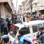 Death body in Kathmandu