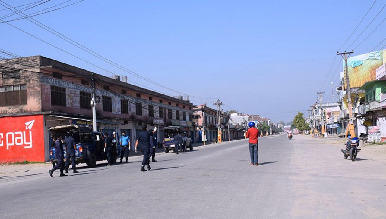 Kailali lockdown