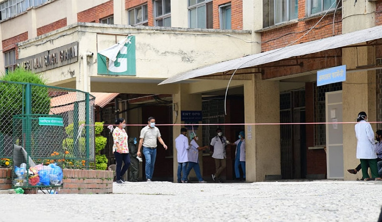 Teaching hospital nnn