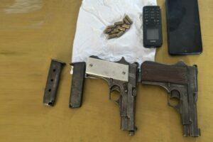 Two Pistol