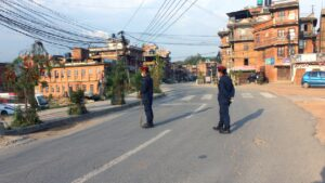 bhaktapur lockdown