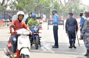 bike arrest nepal
