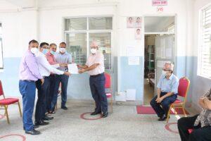 lockdown chitwan
