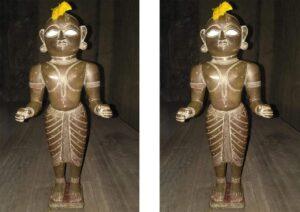 old buddha murti