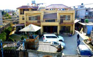 prachanda house
