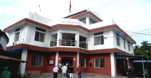 CDO office Morang