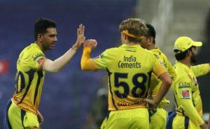 IPL 13th 1 round