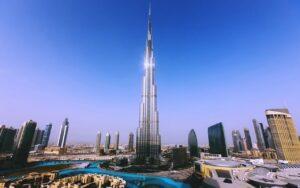 Worlds Tallest Tower Burj Khalifa