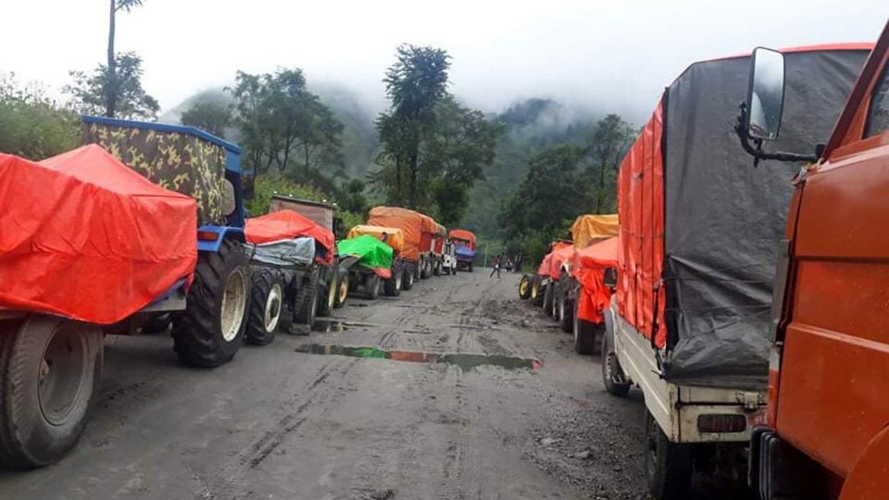 beni road