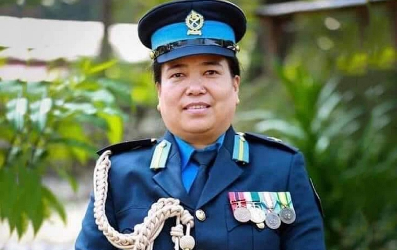 chandra gurung inspector