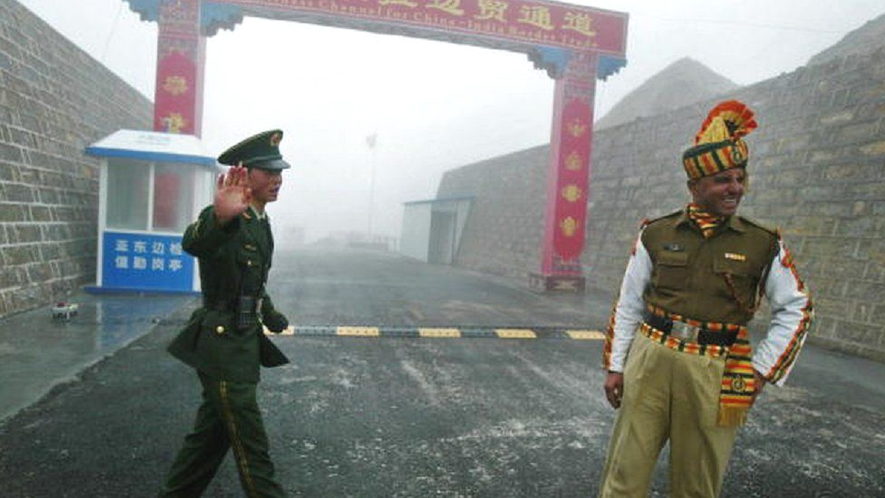 china and india broder issue