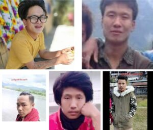 china kidnap 5 indian people