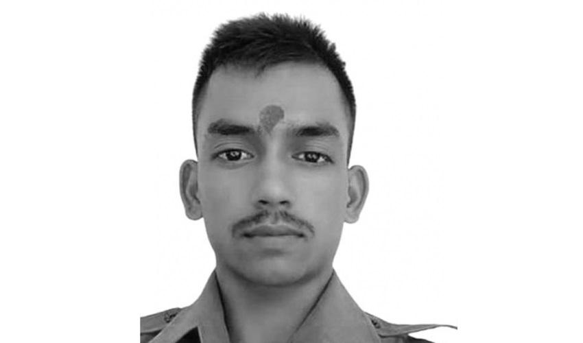prahari jawan dead