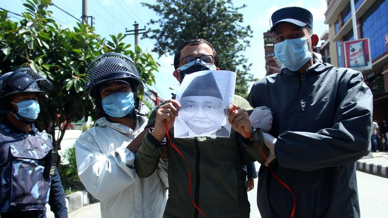 protest dr kc
