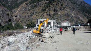 sadak nepal china border