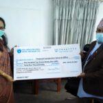 sbi bank donate