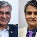 Bishnu rimal and surya thapa