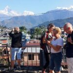 Tourist in Pokhara