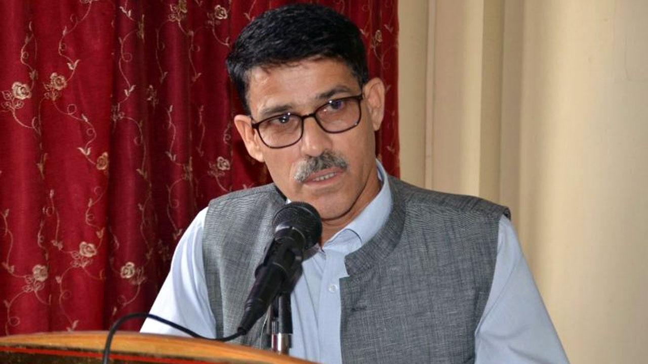 Trilochan Bhatta