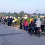 accident gahate khola