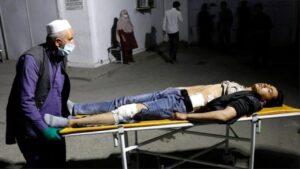 afghanistan school attack