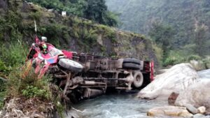 bhaise road accident