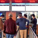 buspark ticket counter