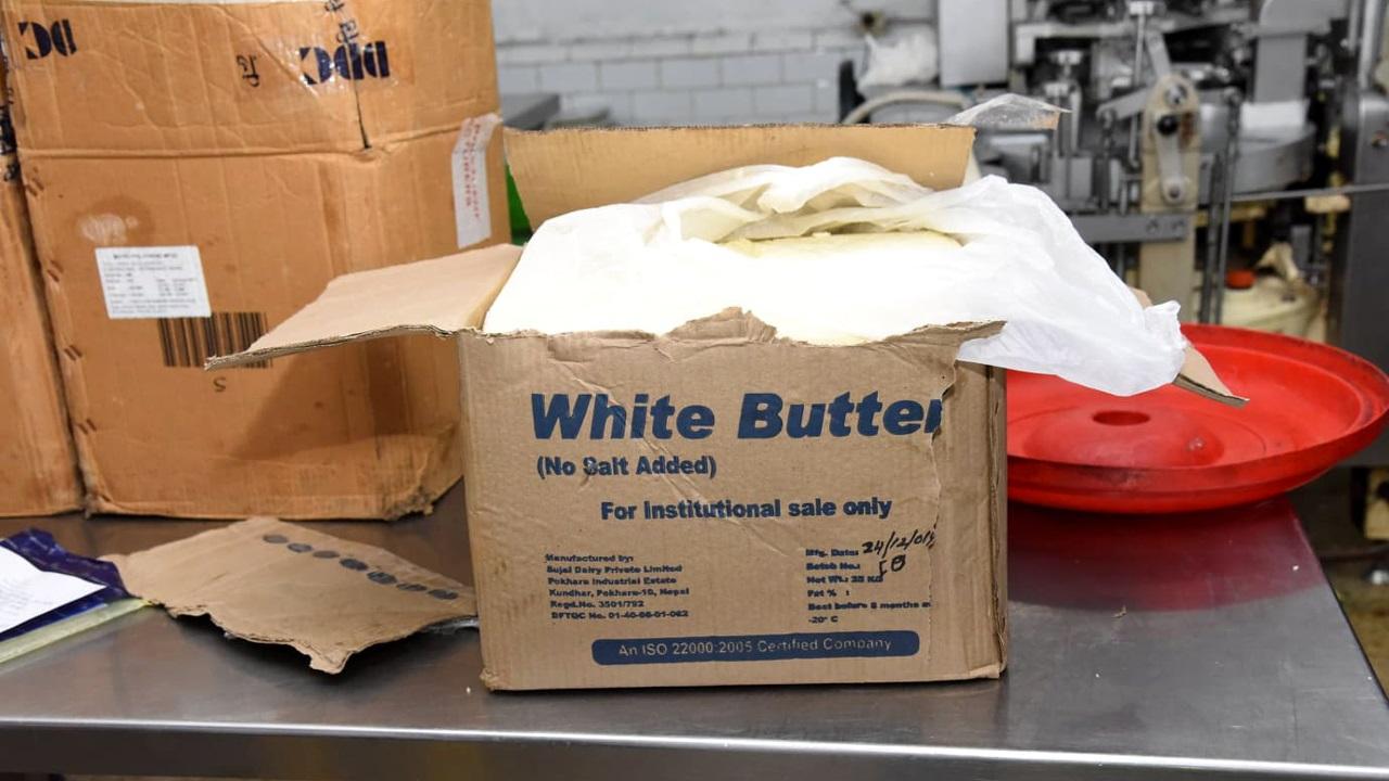 ddc butter 2
