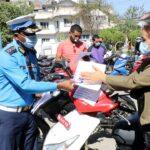 motorcycle handover