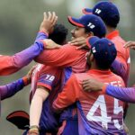 nepali cricket team