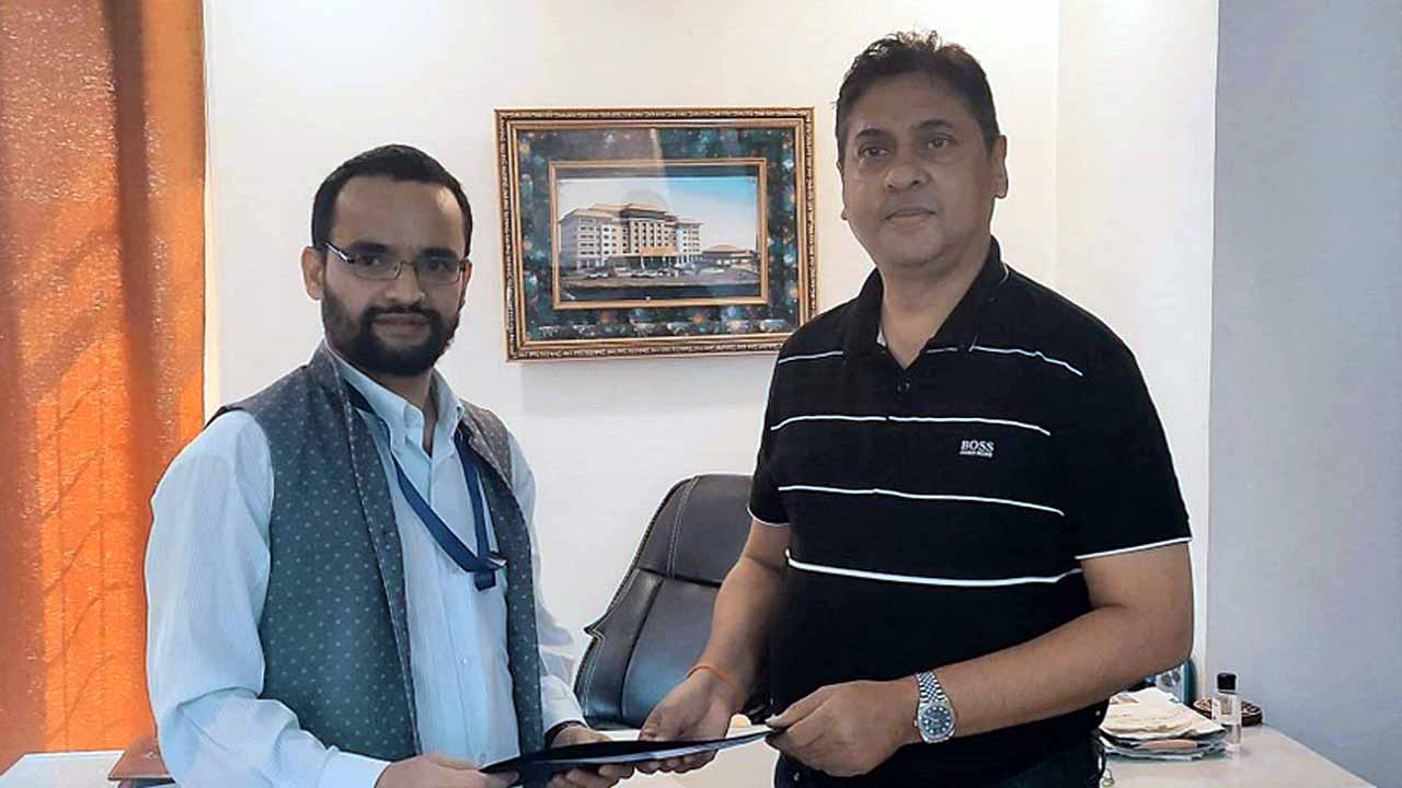 Agreement with Pawan