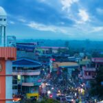 Dharan Clock tower