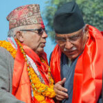 Madhav nepal and prachanda