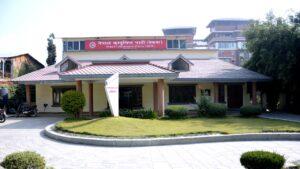 Nekapa office