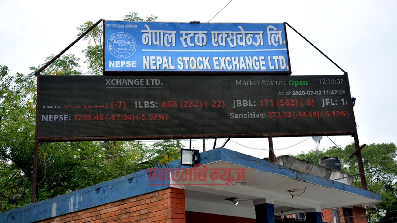 Nepal Stok exchange