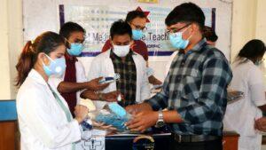 PPE Distibution