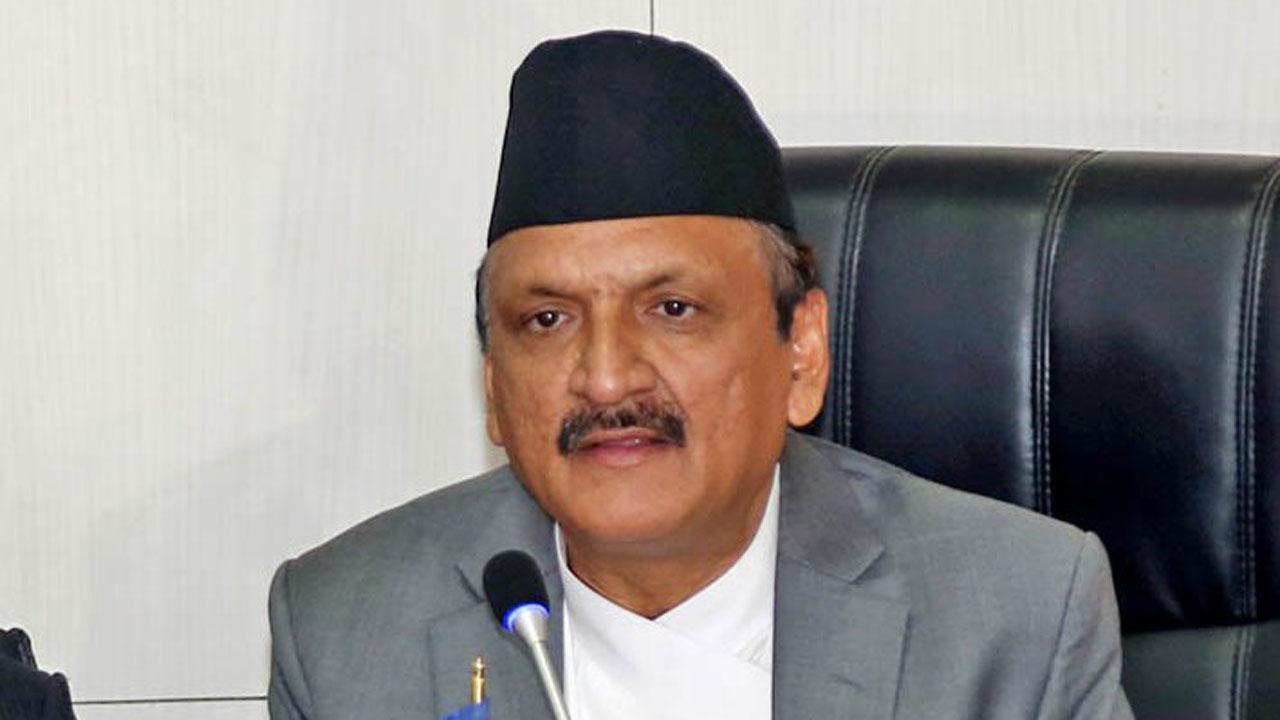 Prakash Sharan Mahat