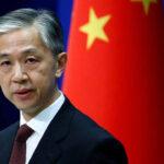 Wang Ben Bin Spokesperson China Foreign Ministry
