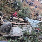 baitadi Bus accident