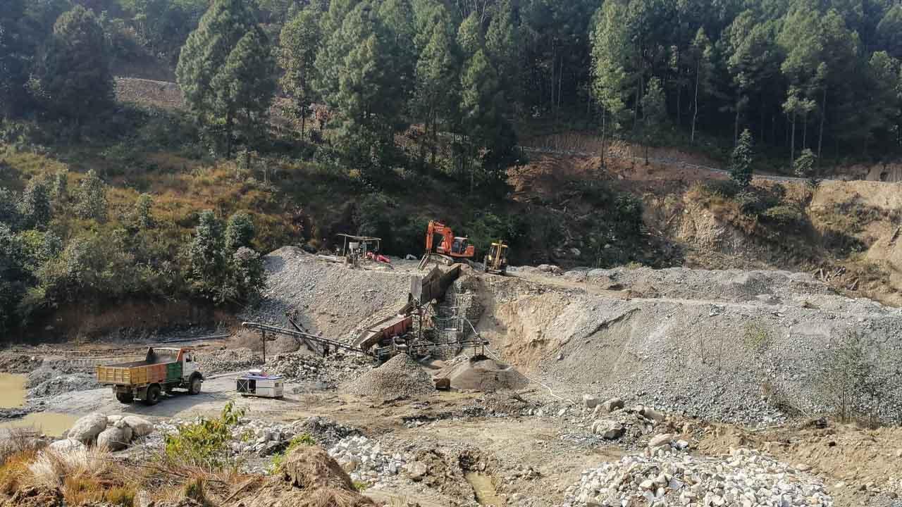 banchare landfill
