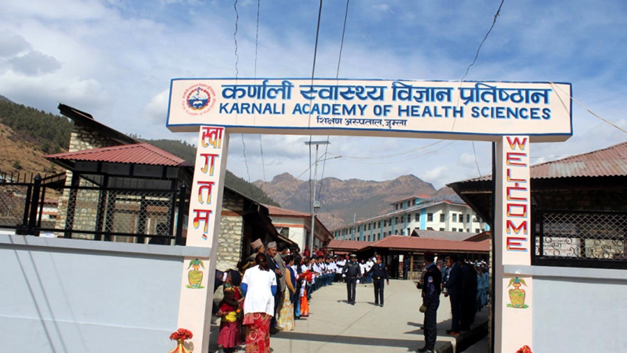 karnali academy of health and science