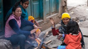 kathmandu temperature