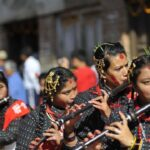 newari new year celebrated