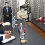 parbat meeting